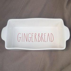 Rae Dunn Gingerbread Baking Dish